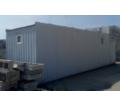 Бытовка сантехническая на 8 душевых кабин 9 х 2,4 х 2,5м с полным комплектом оборудования - Инструменты, стройтехника в Туапсе