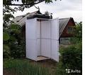 кабина уличного душа с баком и насадкой - Ландшафтный дизайн в Хадыженске