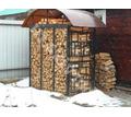 Переносная Дровница наземная - Ландшафтный дизайн в Апшеронске