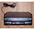 Кассетный VHS-видеомагнитофон LG, б/у - Продажа в Краснодаре