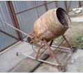 Бетономешалка, б/у, 160л, двигатель нерабочий - Инструменты, стройтехника в Краснодаре