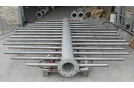 Дренажно-распределительные устройства (прощелёванные трубы), фото — «Реклама Тихорецка»