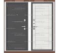 Входная дверь Porta S 104/П22 Антик Серебро/Bianco Veralinga 80мм. Россия : - Двери входные в Краснодаре