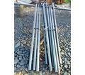 Продаются металлические столбы по низким ценам - Металл, металлоизделия в Адлере