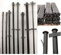 столбы металлические для заборов - Металлы, металлопрокат в Анапе