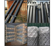 Столбы металлические для забора, фото — «Реклама Армавира»