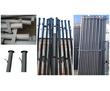 Столбы металлические, фото — «Реклама Белореченска»