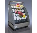 Цветочная витрина горка холодильная - Продажа в Кубани