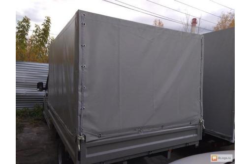 Заводской кузов в сборе на 33023 Фермер, фото — «Реклама Белореченска»