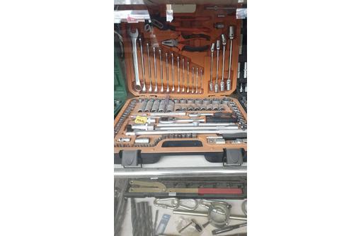 новый набор инструментов, фото — «Реклама Краснодара»