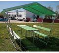 Новые садовые беседки со столиком и лавкой - Садовая мебель и декор в Апшеронске