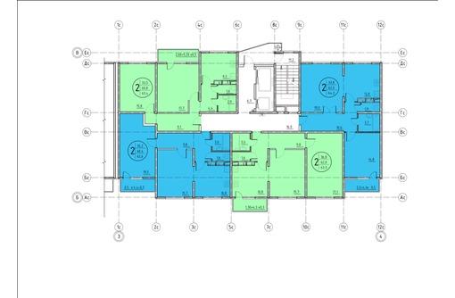 Продам 2-комнатную КМР 4/16 кирпич 63/35/12 цена 2350 т.р, фото — «Реклама Краснодара»