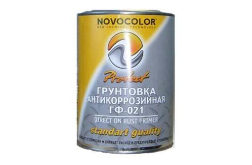 Грунтовка ГФ-021    48,00р/кг, фото — «Реклама Новороссийска»