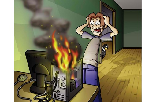 Ремонт компьютеров в Краснодаре (Бесплатная диагностика), фото — «Реклама Краснодара»