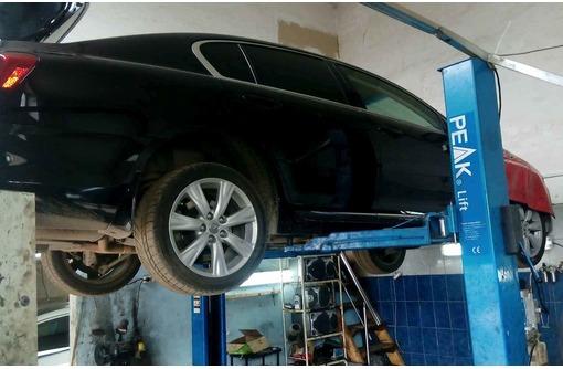 Ходовик (ремонт легковых автомобилей и внедорожников), фото — «Реклама Краснодара»