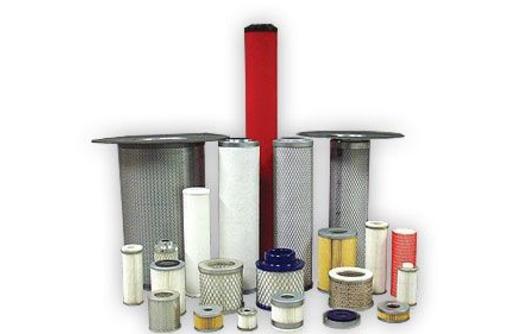 Сепаратор (маслоотделитель) компрессора, фото — «Реклама Краснодара»