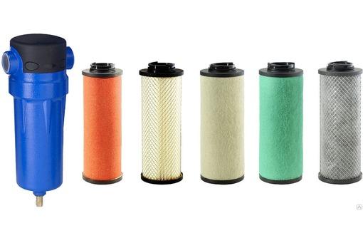 Магистральный фильтр очистки сжатого воздуха, фото — «Реклама Краснодара»
