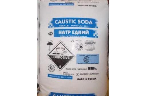 Сода каустическая   85,00р/кг, фото — «Реклама Туапсе»