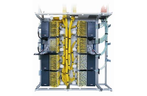 Монтаж структурированных кабельных сетей (монтаж СКС), фото — «Реклама Новороссийска»