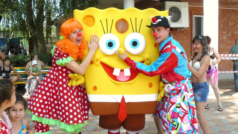 Детский праздник шоу программа заказать анаматоров ребенку Банный переулок