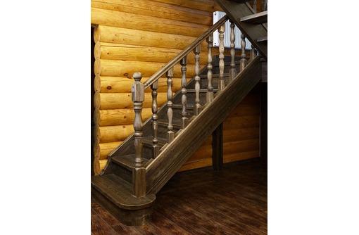 Лестница из дерева на заказ., фото — «Реклама Апшеронска»