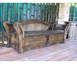 Скамейки, лавки в стиле Прованс, Классика из массива, фото — «Реклама Апшеронска»