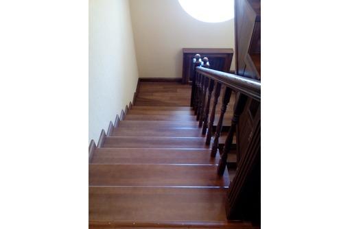 Деревянные лестницы в Кропоткине и Гулькевичи, фото — «Реклама Кропоткина»