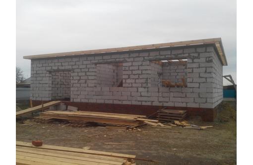 Строительство домов в Кропоткине. Профессионально., фото — «Реклама Кропоткина»