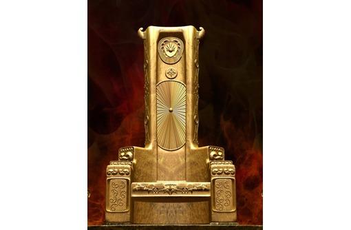"""Трон """"Египетского фараона"""", фото — «Реклама Белореченска»"""