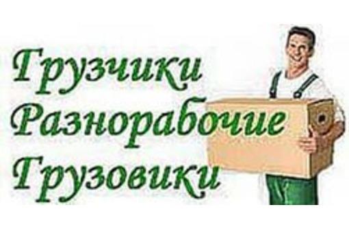 Грузчики-помощь. Транспорт., фото — «Реклама Краснодара»