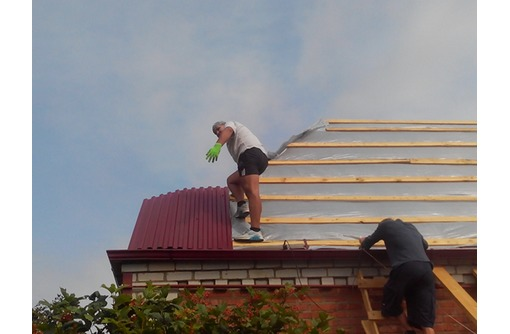Строительство домов, дач, коттеджей в Кропоткине, Гулькевичи под ключ, фото — «Реклама Кропоткина»