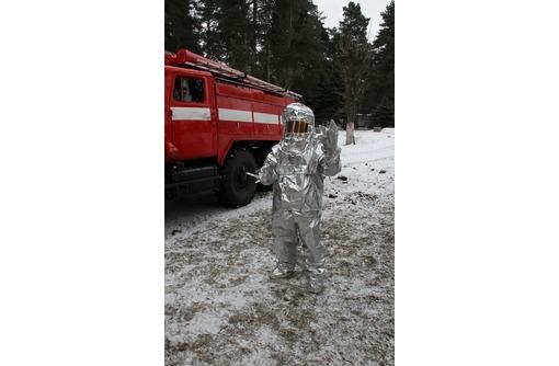 Пожарный  теплоотражающий    костюм  ТОК-   200, фото — «Реклама Сочи»