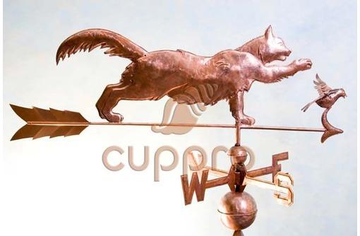 Продам медные объемные флюгера: CUPRO, фото — «Реклама Краснодара»