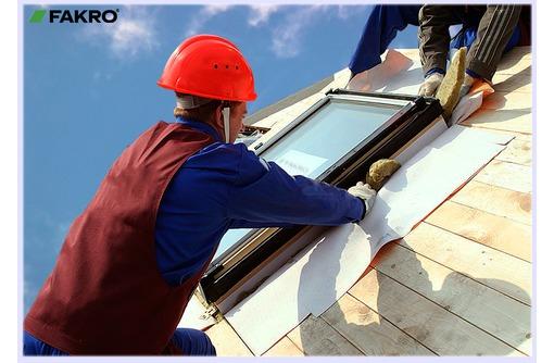 Установим мансардные окна и чердачные лестницы любой сложности:, фото — «Реклама Краснодара»