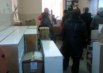 В Краснодаре «исчезла» поликлиника №1, фото — «Рекламы Хадыженска»