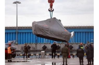 Обломки Ту-154 разложат на берегу Сочи для детального обследования, фото — «Рекламы Сочи»