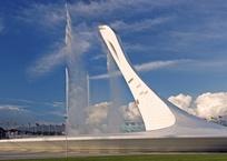 Поющие фонтаны в Олимпийском парке – невероятное зрелище! ФОТО, ВИДЕО, фото — «Рекламы Адлера»