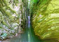 Крабовое ущелье в Сочи (ФОТО), фото — «Рекламы Хадыженска»