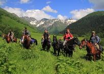 Конный туризм в Сочи - какие есть маршруты ФОТО, фото — «Рекламы Сочи»