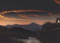 Атмосферный вихрь над Новороссийском взорвал соцсети ФОТО, фото — «Рекламы Краснодара»