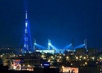 Ночной Краснодар - ФОТО, фото — «Рекламы Новокубанска»