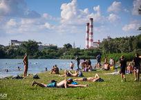 Пляжи Краснодара. Почему жителям города приходится купаться на неофициальных пляжах, рискуя здоровьем, фото — «Рекламы Гулькевичей»