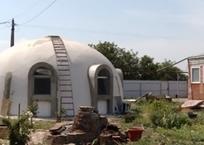 """Чудо-дом в виде """"летающей тарелки"""" построил под Краснодаром архитектор-любитель ФОТО, фото — «Рекламы Адлера»"""