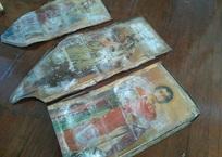 Украденные 120 лет назад иконы обнаружили при ремонте школы на Кубани, фото — «Рекламы Темрюка»