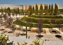 Парк Сергея Галицкого «Краснодар» с мокро-сухим водоемом, фонтанами и амфитеатром открылся, фото — «Рекламы Славянска-на-Кубани»