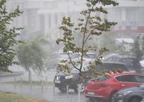 На Кубани объявили экстренное предупреждение из-за ливней и града, фото — «Рекламы Кропоткина»