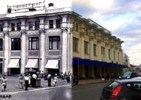«Краснодар тогда и сейчас»: Тайна «заброшенного» здания на улице Гоголя, фото — «Рекламы Краснодара»
