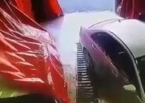 В машины и сотрудников краснодарской мойки на полном ходу врезался автомобиль ВИДЕО, фото — «Рекламы Славянска-на-Кубани»