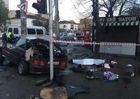 Страшная смерть краснодарцев, сбитых пьяным водителем на Land Rover, попала на видео, фото — «Рекламы Апшеронска»