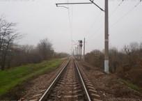 В Краснодарском крае электропоезд насмерть сбил человека, фото — «Рекламы Приморско-Ахтарска»